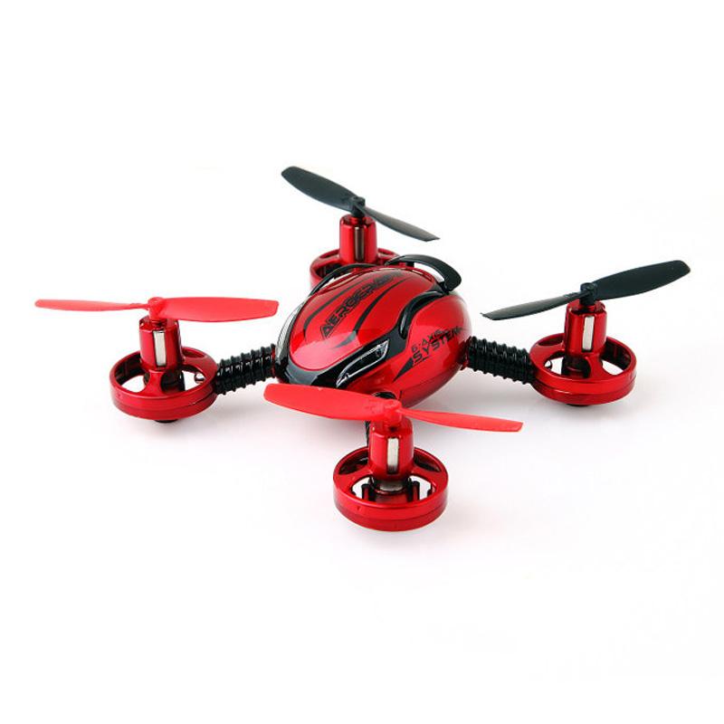 Τηλεκατευθυνόμενο Ελικόπτερο με Κάμερα - Quadcopter Mini Drone 6 Axis Gyro 2.4GHz